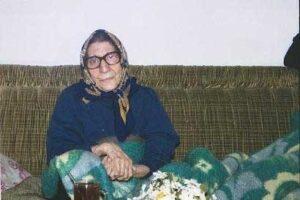 روح انگیز سامی نژاد در مسنی