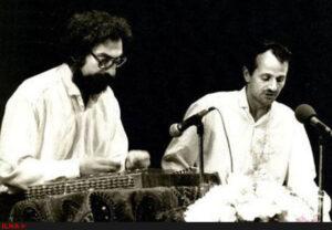 ایرج بسطامی و پرویز مشکاتیان