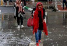 هواشناسی باران استان کرمان