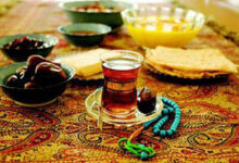 اوقات شرعی بم ماه رمضان