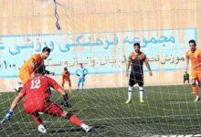 باخت مس کرمان به پارس جنوبی جم نتیجه وضعیت جدول رده بندی لیگ دسته یک