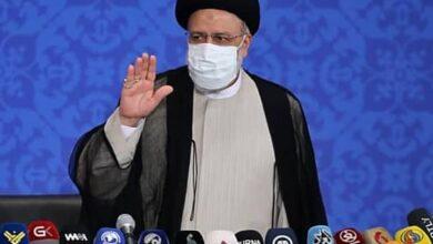 نشست خبری ابراهیم رئیسی رئیس جمهور رییسی رییس جمهور اینده منتخب ایران