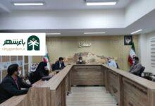 عکش جلسه شورای شهر بم انتخاب شهردار جدید سایت باغشهر